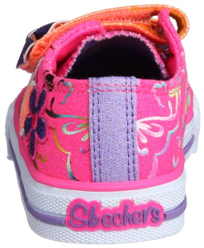 Rose fille Adore Npmt Baskets Double mode Shuffles Skechers wYpOTx6p