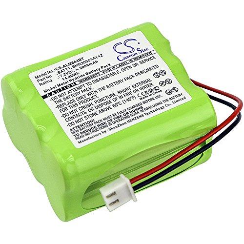 Upgrade | Cameron Sino Battery for 2GIG Go Control Panels Alarm System Battery Ni-MH 2000mAh / -