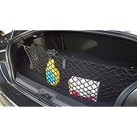 Envelope Style Trunk Cargo Net for Toyota 86 2017 2018 Scion FR-S 2013 14 15 2016 Subaru BRZ 2013 14 15 16 17 2018