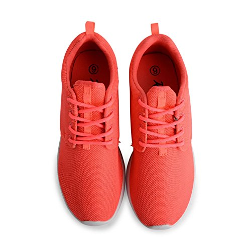 Footwear Sensation - Zapatillas para mujer fucsia