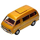 Tomica Limited Vintage LV-N97b Daihatsu Delta (Gold) by Tomica