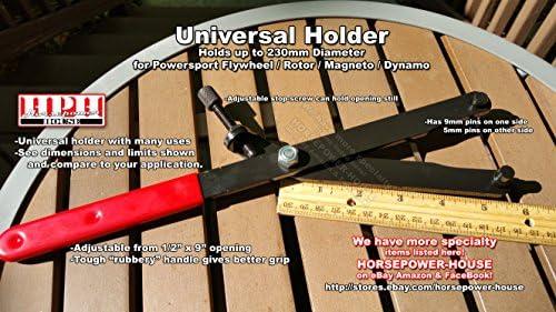 NEW Wrench-X Clutch Hub Rotor Sprocket Flywheel Holder Tool 13mm-230mm Yamaha
