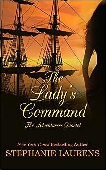 The Lady's Command (Adventurers Quartet)