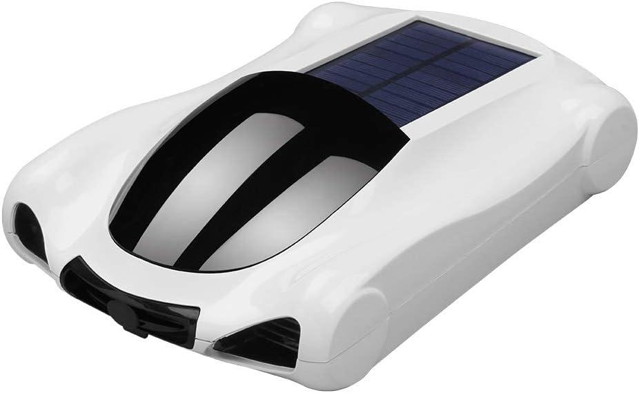 LSS Purificador de Aire Aire más Fresco Energía Solar Vehículo Purificador de Aire Coche portátil Coche Inteligente Auto Fresco Aire aniónico Purificador iónico Barra de oxígeno Ozono DC12V-24V: Amazon.es: Hogar