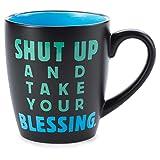 Hallmark Take Your Blessing Faith Ceramic Mug