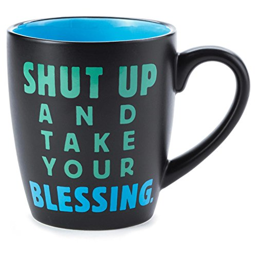 Hallmark Take Your Blessing Faith Ceramic Mug by Hallmark