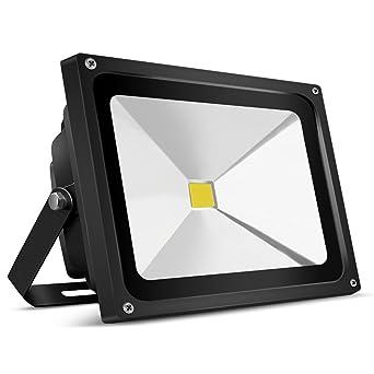 Auralum® 50W Foco LED Proyector de Luz Lámpara IP65 Impermeable ...