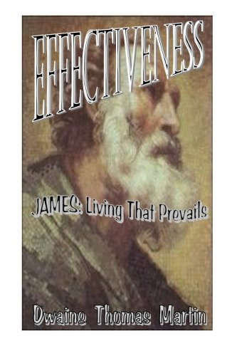 Read Online Effectiveness: James - Living That Prevails PDF