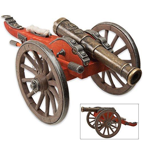 Replica Civil War Desktop Cannon (Civil War Cannon Replica)
