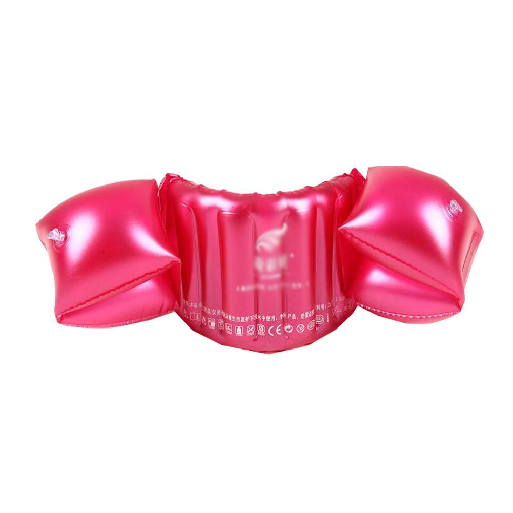 Swimming Equiepment Swim Arm Ring Armbands For Chilren Red