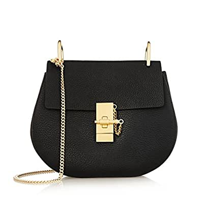 LACATTURA Women Messenger Bags Cowhide Leather Luxury Handbag Ladies Chain Shoulder Bag Fashion Clutch Crossbody for Girls Sunmer Bag Candy Colors