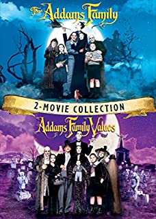 The Addams Family/Addams Family Values 2 Movie Collection (B01MU2JILP) | Amazon price tracker / tracking, Amazon price history charts, Amazon price watches, Amazon price drop alerts