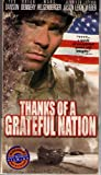VHS : Thanks of a Grateful Nation