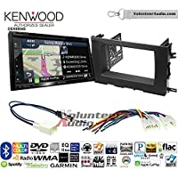Volunteer Audio Kenwood Excelon DNX694S Double Din Radio Install Kit with GPS Navigation System Android Auto Apple CarPlay Fits 2014-2015 Toyota Highlander