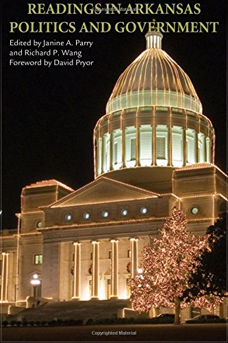 Readings In Arkansas Politics+Govt.