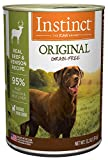 Instinct Original Grain Free Real Beef & Venison Recipe Natural Wet Canned Dog Food By Nature'S Variety, 13.2 Oz. Cans (Case Of 6) Review