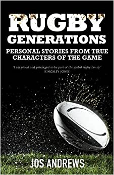 Book Rugby Generations