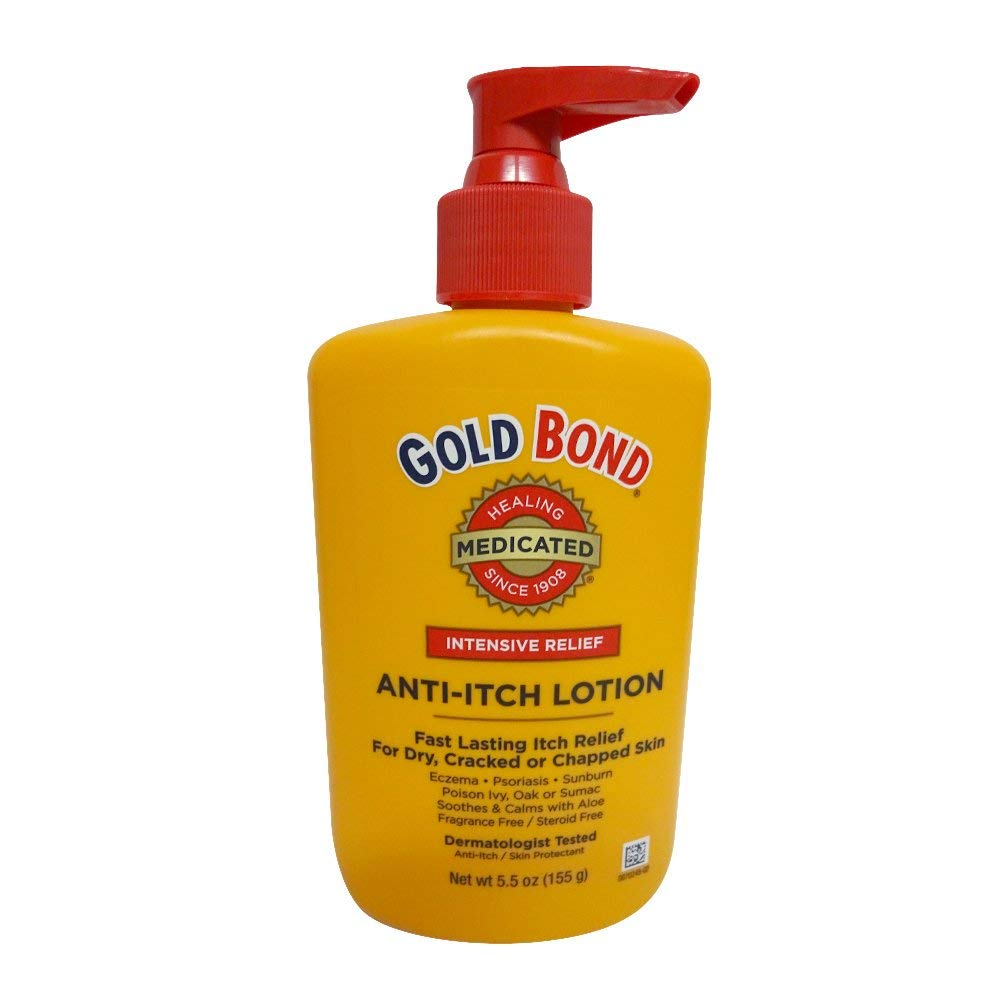 Gold Bond Medicated Anti-Itch Lotion-5.5oz