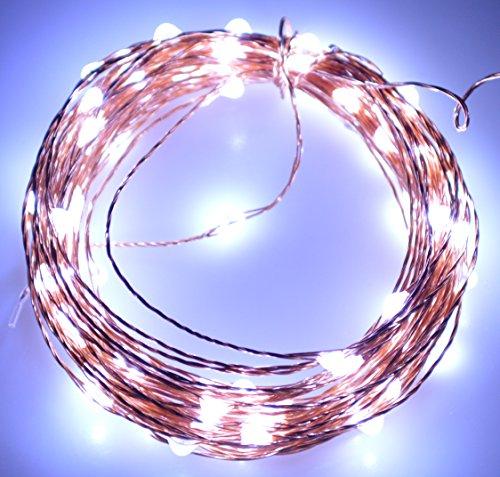 LEDlights 33ft Led String Lights,100 Led Starry Lights on...