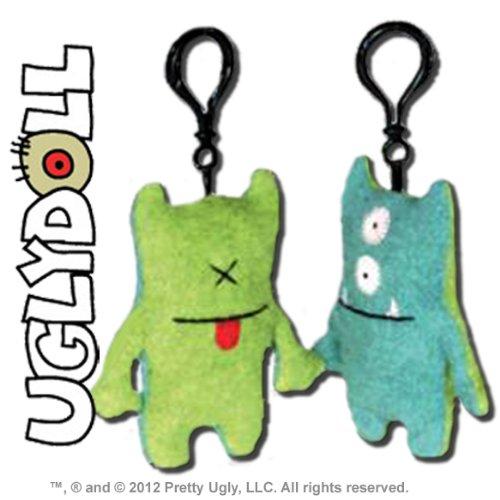Uglydoll Keychains- Bop N