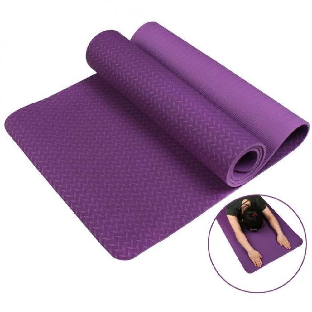 HYTGFR Esterilla Yoga Antideslizante Estera De Yoga ...