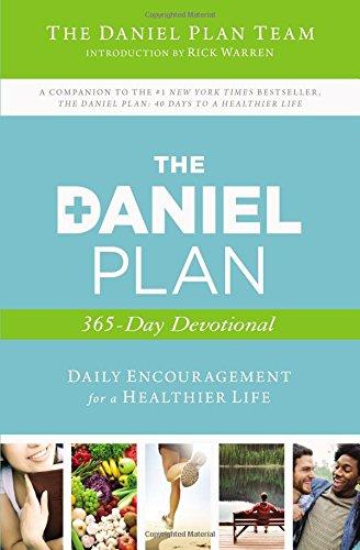 The Daniel Plan 365-Day Devotional: Daily Encourag…