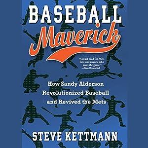Baseball Maverick Audiobook