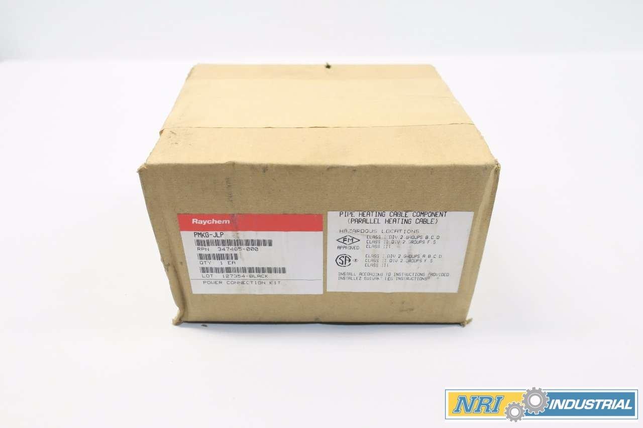 New RAYCHEM PMKG-JLP 347485-000 POLYMATRIX Power Connection KIT D555930