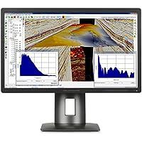 HP J2W50A8#ABA Z24s 23.8 4K UHD 2160p LED-Backlit LCD Monitor, Black