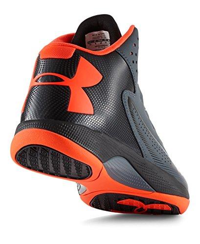 Shoes Noir Basketball Havoc Black Men's UA 003 UnxC77w