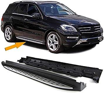 Carparts Online C 00206 Alu Trittbretter Flankenschutz Oe Style Mit Abe Auto