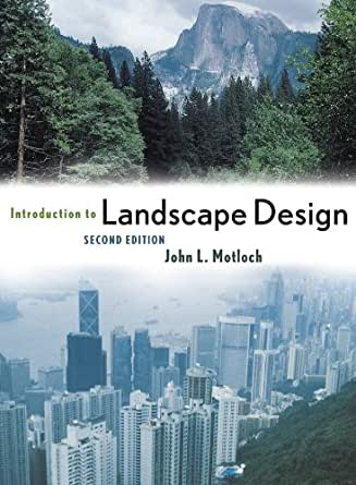 Introduction to Landscape Design Kindle edition by John
