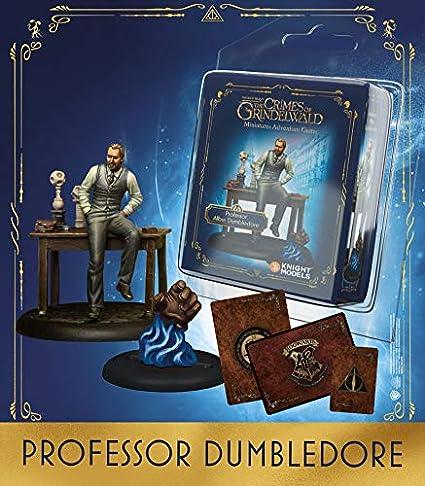 Knight Models Juego de Mesa - Miniaturas Resina Harry Potter Muñecos Professor Albus Dumbledore (Jude Law) Version Inglesa: Amazon.es: Juguetes y juegos