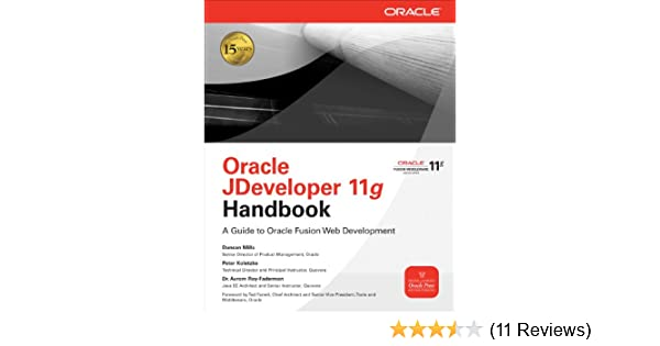 Beginners 11gr2 guide oracle pdf development adf