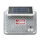 RED SNAP'R ESP6V-RSS Steel 6V Solar Fence Charger