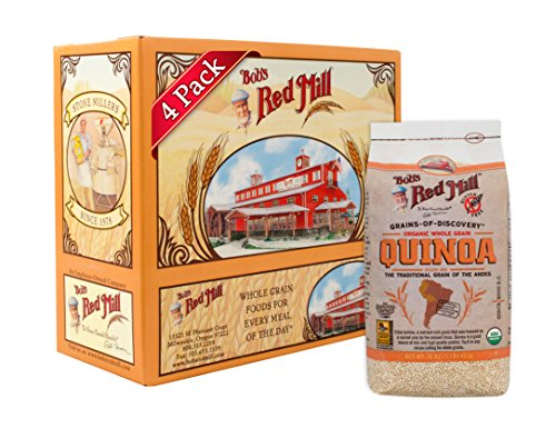 Bob's Red Mill Organic White Quinoa