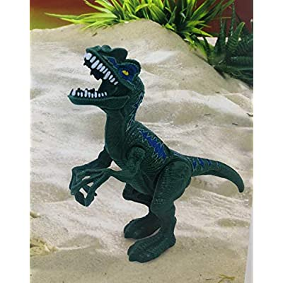 Animal Planet Extreme T Rex Adventure Dinosaur Playset: Toys & Games