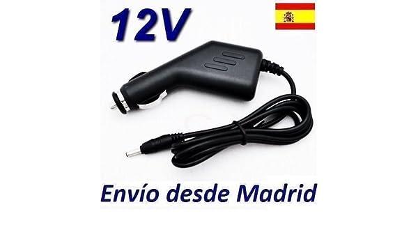 Cargador Coche Mechero 12V Reemplazo Reproductor DVD NEVIR ...