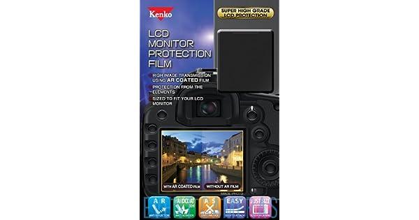 Protector pantalla monitor protección protector III para Nikon d90-original GGS