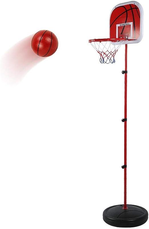 Juego de juegos deportivos Net, 170 cm de altura ajustable Soporte ...