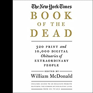 The New York Times Book of the Dead Audiobook