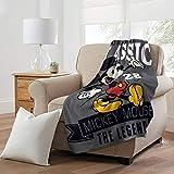 "Disney's Mickey Mouse, ""A Classic"" Micro Raschel"