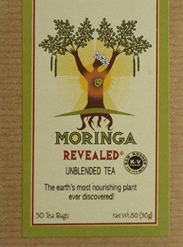 Moringa Tea Unblended Hi Potency Certified