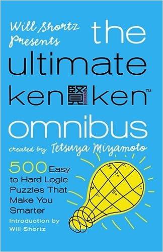 best will shortz kenken books