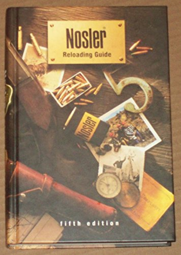 Nosler Reloading Guide Fifth Edition for sale  Delivered anywhere in USA