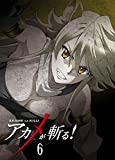 Animation - Akame Ga Kill! Vol.6 [Japan DVD] TDV-24646D