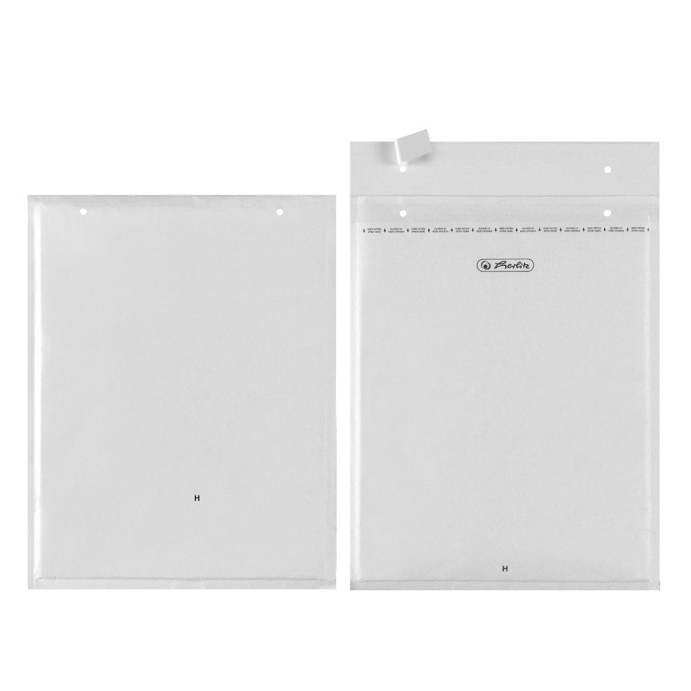 27/x 36/cm Herlitz 10917425/Buste imbottite H//8 FSC Mix Papier PE Pellicola interna 2/pezzi