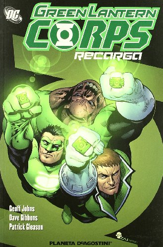 (Green Lantern Sinestro Corps - Secret Files and Origins #1 (DC Comics))