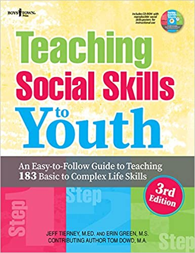 Teaching Social Skills To Youth 3rd Ed An Easy To Follow Guide To