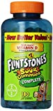 Flintstone Sour Gummies Size 180ct Flintstone Sour Gummies 180ct For Sale